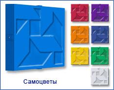 Орнамент самоцветы