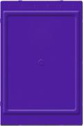 Щит символики. Фиолетовый