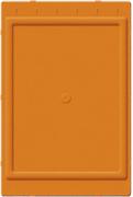 Щит символики. Оранжевый