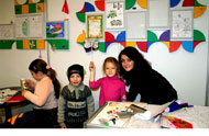 Оформление детского стенда в школе