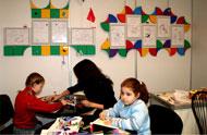 Уголок творчества в начальных классах