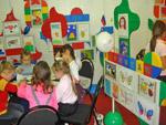 Сборные стенды для детского сада