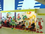 Оборуование NATIONAL® на выставке детских товаров