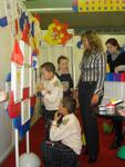 Выставка детских стендов