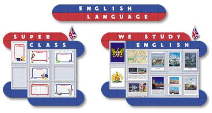 Оформления кабинета английского языка картинки