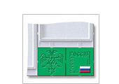 Символы России на стенде