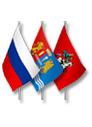 Флажки России, города