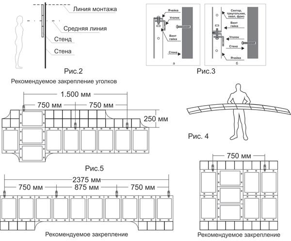 Инструкция сборки стенда