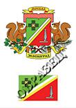 Плакат с символикой ЗелАО