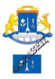 Плакаты с символикой СВАО
