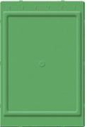 Щит символики. Зеленый
