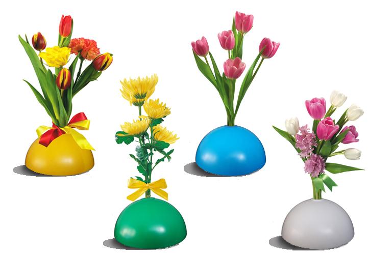 Вазы для цветов. Подарок учителю